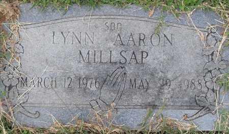 MILLSAP, LYNN AARON - Pulaski County, Arkansas | LYNN AARON MILLSAP - Arkansas Gravestone Photos