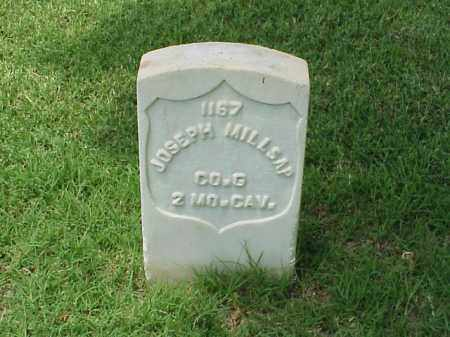 MILLSAP (VETERAN UNION), JOSEPH - Pulaski County, Arkansas | JOSEPH MILLSAP (VETERAN UNION) - Arkansas Gravestone Photos