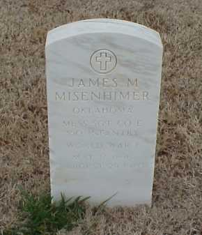 MISENHIMER  (VETERAN WWI), JAMES M - Pulaski County, Arkansas | JAMES M MISENHIMER  (VETERAN WWI) - Arkansas Gravestone Photos