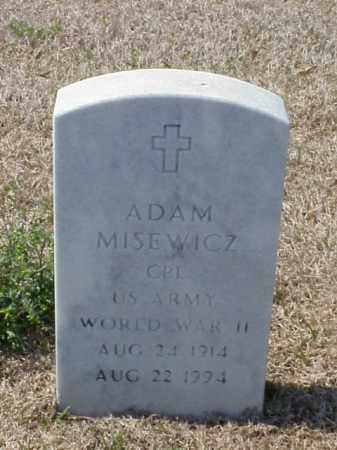 MISEWICZ (VETERAN WWII), ADAM - Pulaski County, Arkansas | ADAM MISEWICZ (VETERAN WWII) - Arkansas Gravestone Photos