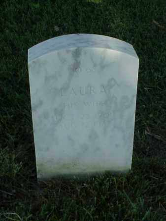 MITCHELL, LAURA - Pulaski County, Arkansas | LAURA MITCHELL - Arkansas Gravestone Photos