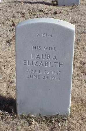 MITCHELL, LAURA ELIZABETH - Pulaski County, Arkansas | LAURA ELIZABETH MITCHELL - Arkansas Gravestone Photos