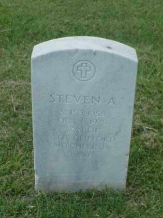 MITCHELL, STEVEN A. - Pulaski County, Arkansas | STEVEN A. MITCHELL - Arkansas Gravestone Photos