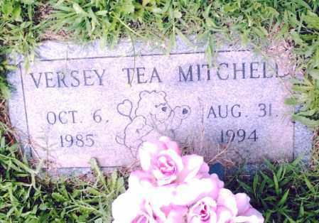 MITCHELL, VERSEY TEA - Pulaski County, Arkansas | VERSEY TEA MITCHELL - Arkansas Gravestone Photos