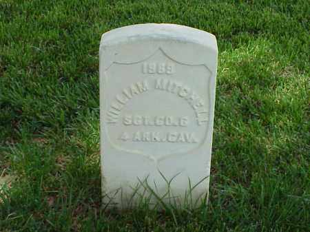 MITCHELL (VETERAN UNION), WILLIAM - Pulaski County, Arkansas | WILLIAM MITCHELL (VETERAN UNION) - Arkansas Gravestone Photos