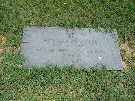 MITCHELL (VETERAN WWI), HOWARD - Pulaski County, Arkansas | HOWARD MITCHELL (VETERAN WWI) - Arkansas Gravestone Photos