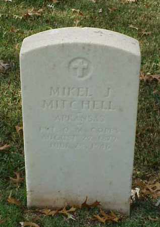 MITCHELL (VETERAN WWI), MIKEL J - Pulaski County, Arkansas | MIKEL J MITCHELL (VETERAN WWI) - Arkansas Gravestone Photos