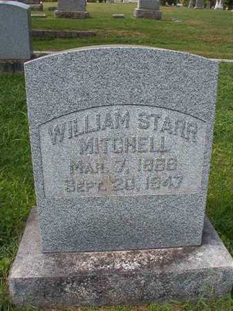 MITCHELL, WILLIAM STARR - Pulaski County, Arkansas | WILLIAM STARR MITCHELL - Arkansas Gravestone Photos