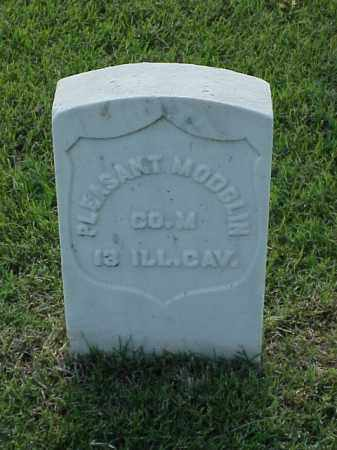 MODGLIN (VETERAN UNION), PLEASANT - Pulaski County, Arkansas | PLEASANT MODGLIN (VETERAN UNION) - Arkansas Gravestone Photos