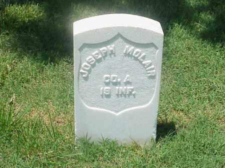 MOLAIR (VETERAN UNION), JOSEPH - Pulaski County, Arkansas | JOSEPH MOLAIR (VETERAN UNION) - Arkansas Gravestone Photos
