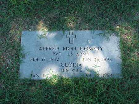 MONTGOMERY, GLORIA - Pulaski County, Arkansas | GLORIA MONTGOMERY - Arkansas Gravestone Photos