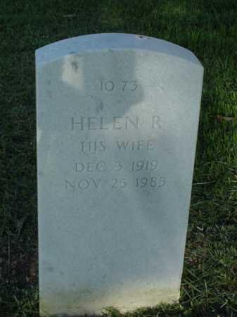 MONTGOMERY, HELEN R - Pulaski County, Arkansas | HELEN R MONTGOMERY - Arkansas Gravestone Photos