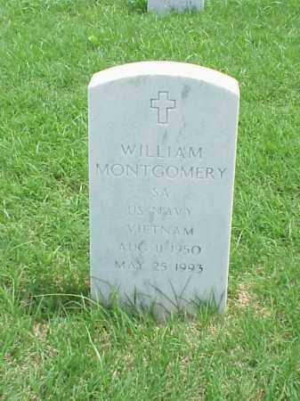 MONTOGOMERY (VETERAN VIET), WILLIAM - Pulaski County, Arkansas | WILLIAM MONTOGOMERY (VETERAN VIET) - Arkansas Gravestone Photos