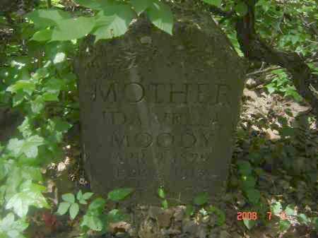MOODY, IDA VELLA - Pulaski County, Arkansas | IDA VELLA MOODY - Arkansas Gravestone Photos