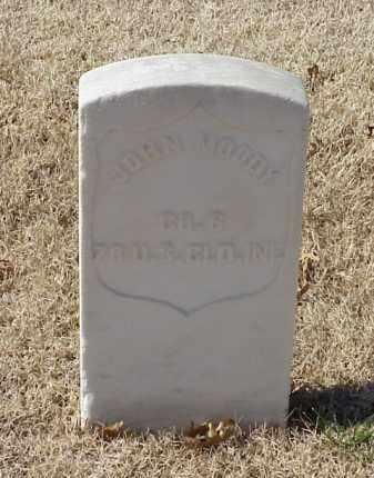 MOODY (VETERAN UNION), JOHN - Pulaski County, Arkansas | JOHN MOODY (VETERAN UNION) - Arkansas Gravestone Photos