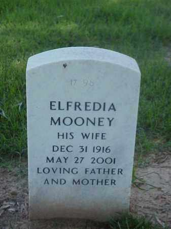 MOONEY, ELFREDIA - Pulaski County, Arkansas | ELFREDIA MOONEY - Arkansas Gravestone Photos