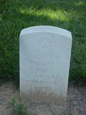 MOONEY (VETERAN 2 WARS), HENRY H - Pulaski County, Arkansas | HENRY H MOONEY (VETERAN 2 WARS) - Arkansas Gravestone Photos