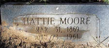 MOORE, HATTIE - Pulaski County, Arkansas | HATTIE MOORE - Arkansas Gravestone Photos