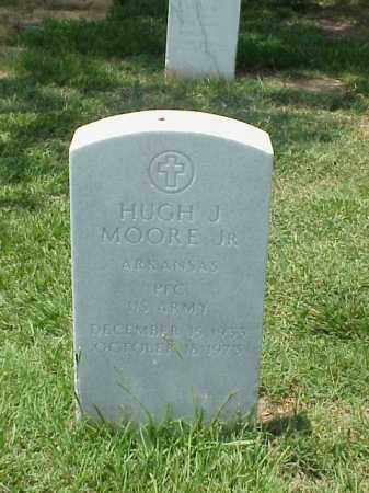 MOORE, JR (VETERAN KOR), HUGH J - Pulaski County, Arkansas | HUGH J MOORE, JR (VETERAN KOR) - Arkansas Gravestone Photos