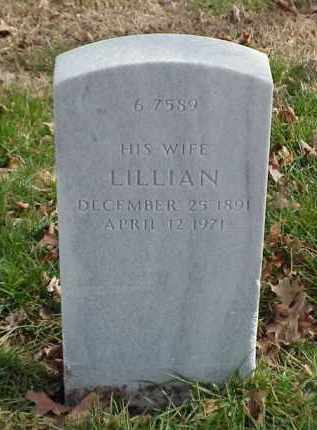 MOORE, LILLIAN - Pulaski County, Arkansas | LILLIAN MOORE - Arkansas Gravestone Photos