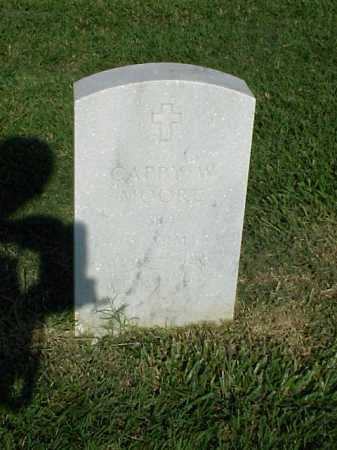 MOORE (VETERAN), CAPPY W - Pulaski County, Arkansas | CAPPY W MOORE (VETERAN) - Arkansas Gravestone Photos