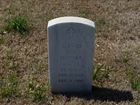 MOORE (VETERAN), DAVID LEE - Pulaski County, Arkansas | DAVID LEE MOORE (VETERAN) - Arkansas Gravestone Photos
