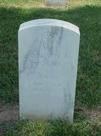 MOORE (VETERAN KOR), MARVIN E - Pulaski County, Arkansas | MARVIN E MOORE (VETERAN KOR) - Arkansas Gravestone Photos