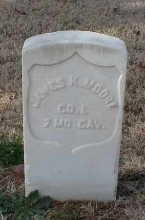 MOORE (VETERAN UNION), JAMES K - Pulaski County, Arkansas | JAMES K MOORE (VETERAN UNION) - Arkansas Gravestone Photos