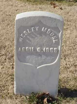 MOORE (VETERAN UNION), WESLEY - Pulaski County, Arkansas | WESLEY MOORE (VETERAN UNION) - Arkansas Gravestone Photos