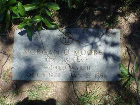 MOORE (VETERAN WWII), MORGAN O - Pulaski County, Arkansas | MORGAN O MOORE (VETERAN WWII) - Arkansas Gravestone Photos
