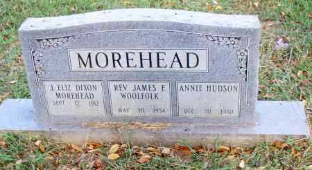 HUDSON, ANNIE - Pulaski County, Arkansas | ANNIE HUDSON - Arkansas Gravestone Photos