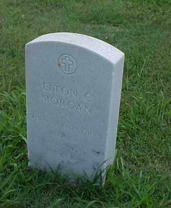 MORGAN (VETERAN KOR), ELTON C - Pulaski County, Arkansas | ELTON C MORGAN (VETERAN KOR) - Arkansas Gravestone Photos
