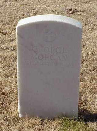 MORGAN (VETERAN UNION), GEORGE - Pulaski County, Arkansas | GEORGE MORGAN (VETERAN UNION) - Arkansas Gravestone Photos