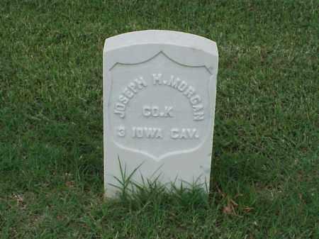 MORGAN (VETERAN UNION), JOSEPH H - Pulaski County, Arkansas | JOSEPH H MORGAN (VETERAN UNION) - Arkansas Gravestone Photos