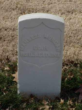 MORGAN (VETERAN UNION), MANLESS - Pulaski County, Arkansas | MANLESS MORGAN (VETERAN UNION) - Arkansas Gravestone Photos
