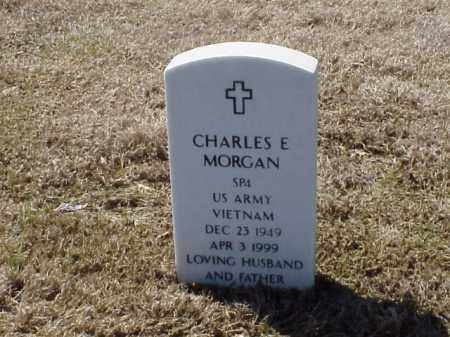 MORGAN (VETERAN VIET), CHARLES E - Pulaski County, Arkansas | CHARLES E MORGAN (VETERAN VIET) - Arkansas Gravestone Photos