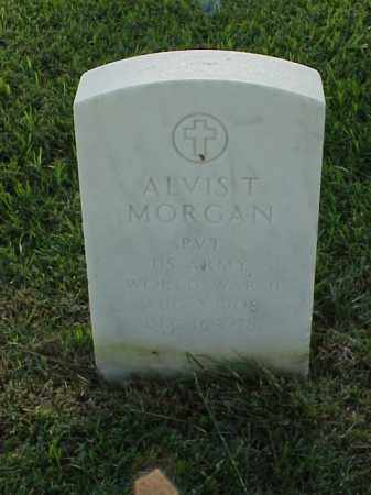 MORGAN (VETERAN WWII), ALVIS T - Pulaski County, Arkansas | ALVIS T MORGAN (VETERAN WWII) - Arkansas Gravestone Photos