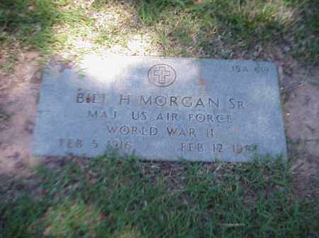 MORGAN, SR (VETERAN WWII), BILL H - Pulaski County, Arkansas | BILL H MORGAN, SR (VETERAN WWII) - Arkansas Gravestone Photos