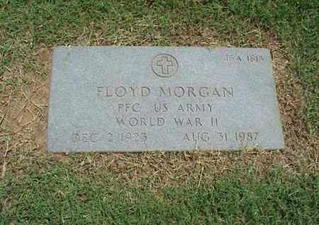 MORGAN (VETERAN WWII), FLOYD - Pulaski County, Arkansas | FLOYD MORGAN (VETERAN WWII) - Arkansas Gravestone Photos