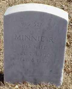 MORRIS, MINNIE R. - Pulaski County, Arkansas | MINNIE R. MORRIS - Arkansas Gravestone Photos