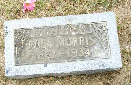 MORRIS, ROSA - Pulaski County, Arkansas | ROSA MORRIS - Arkansas Gravestone Photos