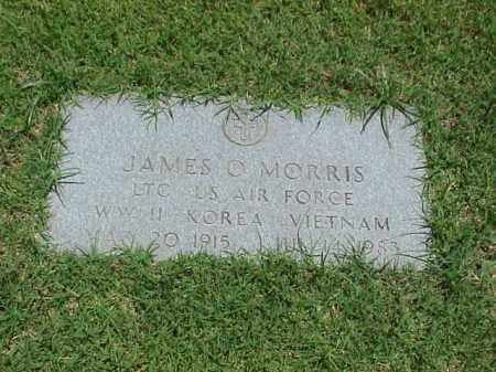 MORRIS (VETERAN 3 WARS), JAMES O - Pulaski County, Arkansas | JAMES O MORRIS (VETERAN 3 WARS) - Arkansas Gravestone Photos