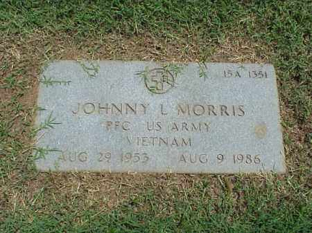 MORRIS (VETERAN VIET), JOHNNY L - Pulaski County, Arkansas | JOHNNY L MORRIS (VETERAN VIET) - Arkansas Gravestone Photos
