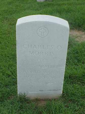 MORRIS (VETERAN WWII), CHARLES O - Pulaski County, Arkansas | CHARLES O MORRIS (VETERAN WWII) - Arkansas Gravestone Photos