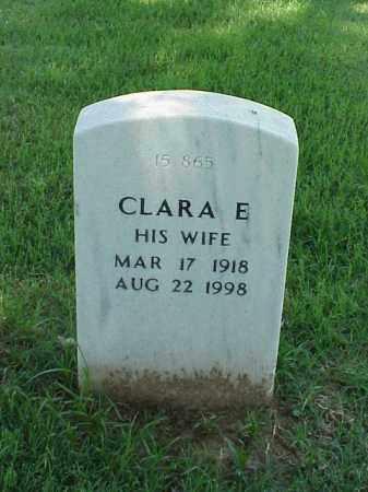 MOTLEY, CLARA ELIZABETH - Pulaski County, Arkansas | CLARA ELIZABETH MOTLEY - Arkansas Gravestone Photos