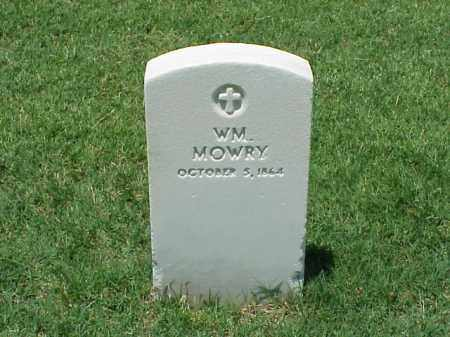 MOWRY (VETERAN UNION), WILLIAM - Pulaski County, Arkansas | WILLIAM MOWRY (VETERAN UNION) - Arkansas Gravestone Photos