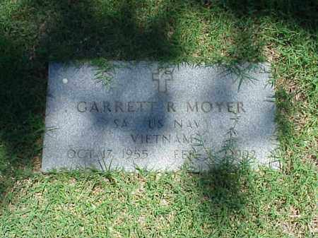 MOYER (VETERAN VIET), GARRETT R - Pulaski County, Arkansas | GARRETT R MOYER (VETERAN VIET) - Arkansas Gravestone Photos