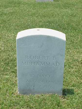 MUHAMMAD (VETERAN), ROBERT B - Pulaski County, Arkansas | ROBERT B MUHAMMAD (VETERAN) - Arkansas Gravestone Photos