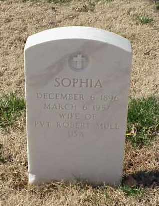 MULL, SOPHIA - Pulaski County, Arkansas | SOPHIA MULL - Arkansas Gravestone Photos