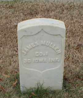 MULLEN (VETERAN UNION), JAMES - Pulaski County, Arkansas | JAMES MULLEN (VETERAN UNION) - Arkansas Gravestone Photos
